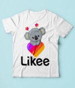 Футболка детская Like коала