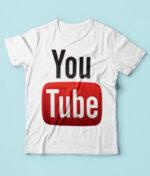 Футболка You Tube